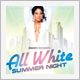 All White Summer Night Party Flyer - GraphicRiver Item for Sale