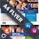 School Book Flyer Templates - GraphicRiver Item for Sale