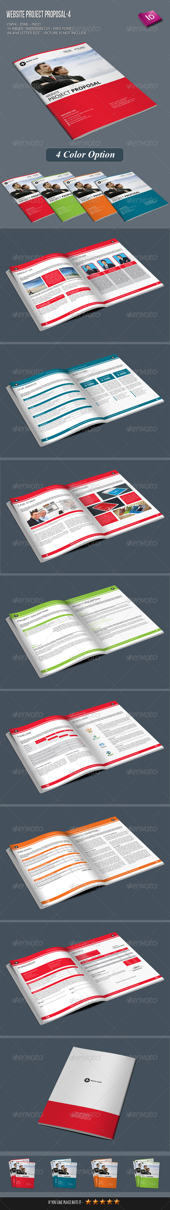 GraphicRiver Website Project Proposal-4 7957606