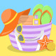 Beach Bag - GraphicRiver Item for Sale