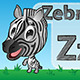 Cartoon Zebra - GraphicRiver Item for Sale
