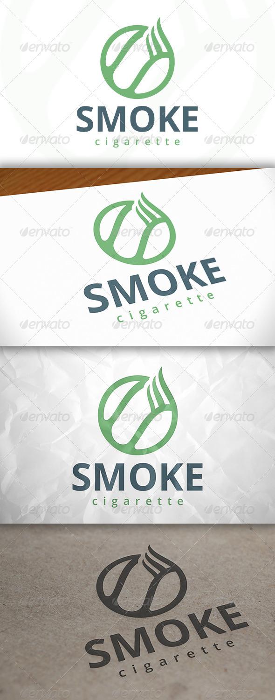 GraphicRiver Ecigarette Logo Template 7962644