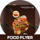 Food Flyer A4 Design Template - GraphicRiver Item for Sale
