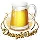 Draught Beer Label - GraphicRiver Item for Sale