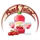 Fresh Juice Label with Cherries - GraphicRiver Item for Sale