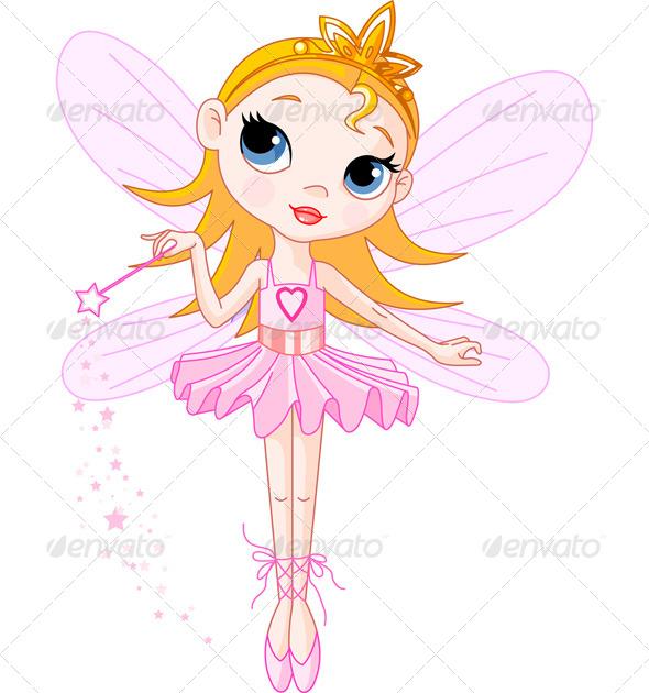GraphicRiver Fairy 7969099