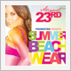 Summer Beach Wear Flyer - GraphicRiver Item for Sale