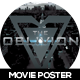 Oblivion Flyer/Movie Poster Design - GraphicRiver Item for Sale
