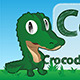 Cartoon Crocodile - GraphicRiver Item for Sale