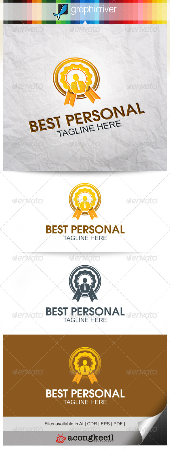 GraphicRiver Best Personal 7972675