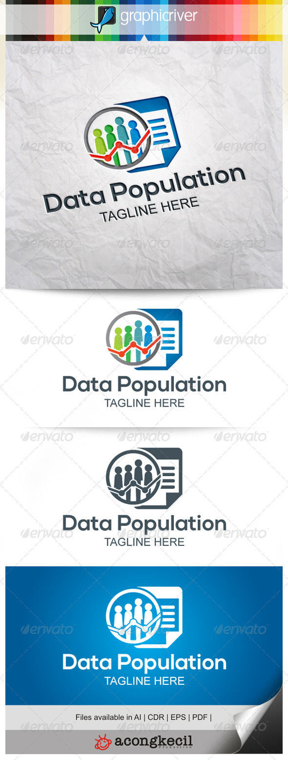 GraphicRiver Data Population 7972726