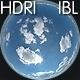 HDRI IBL 1318 Blue Clouds Sky - 3DOcean Item for Sale