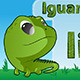 Cartoon Iguana - GraphicRiver Item for Sale