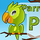 Cartoon Parrot - GraphicRiver Item for Sale