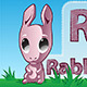 Cartoon Rabbit - GraphicRiver Item for Sale