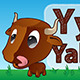 Cartoon Yak - GraphicRiver Item for Sale