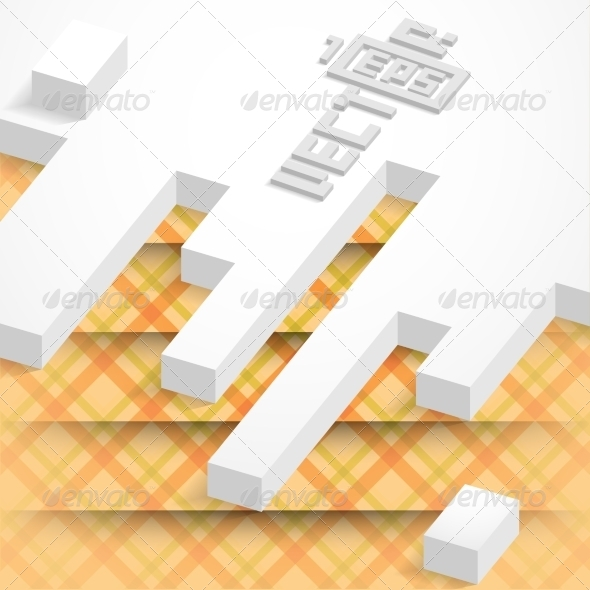 GraphicRiver Abstract Geometrical Design 7974201