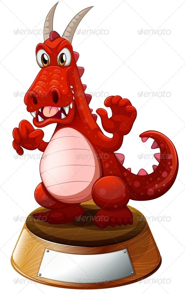 GraphicRiver Dragon 7977260