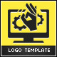 Computer Check Logo Template - GraphicRiver Item for Sale