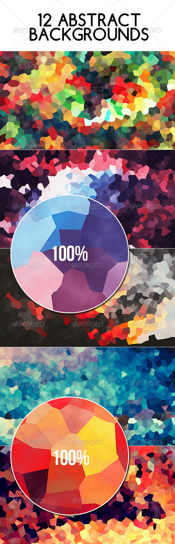 GraphicRiver Abstract Backgrounds 7955881