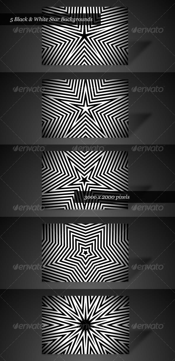 Black And White Stars. Black amp; White Star Backgrounds