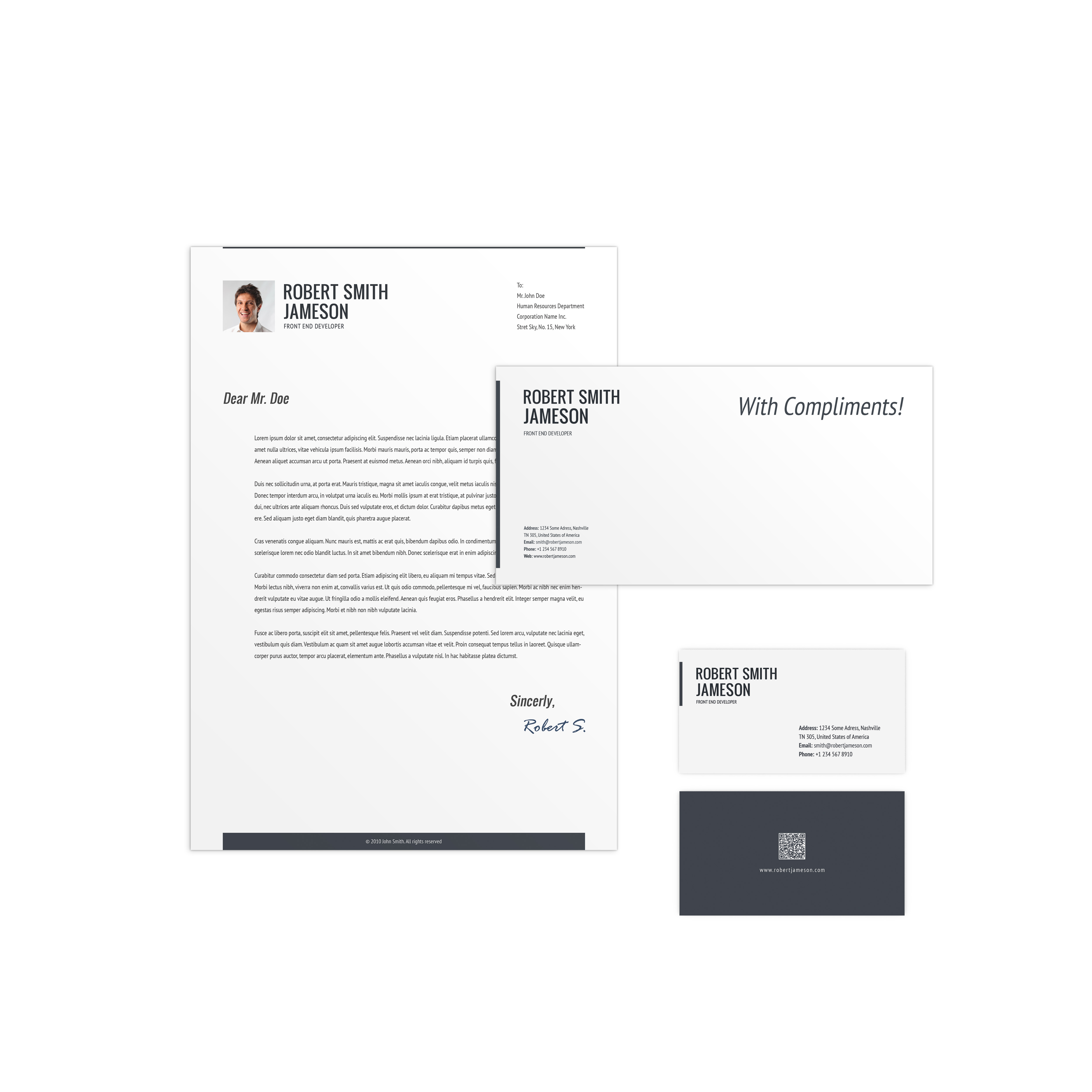 Where To Put Business Cards Ideas