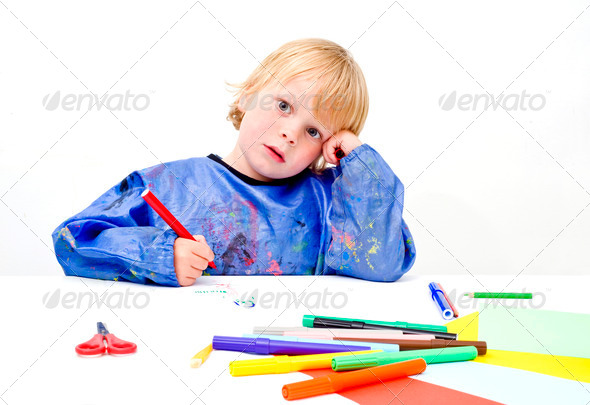 Creative block - Stock Photo - Images