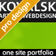 Kovalsky - One site portfolio + multiple  - ThemeForest Item for Sale