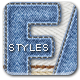 Fabric Styles-Graphicriver中文最全的素材分享平台