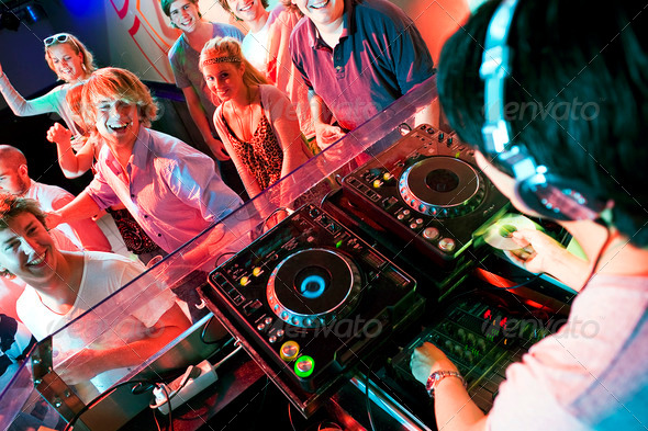 Stock Photo - PhotoDune Disco party 833108