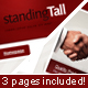 Standing Tall - A web 2.0 theme - ThemeForest Item for Sale