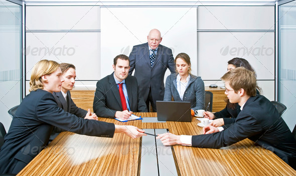Board Meeting - Stock Photo - Images