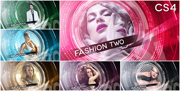 Fashion Two VideoHive -   Openers  Light 833894