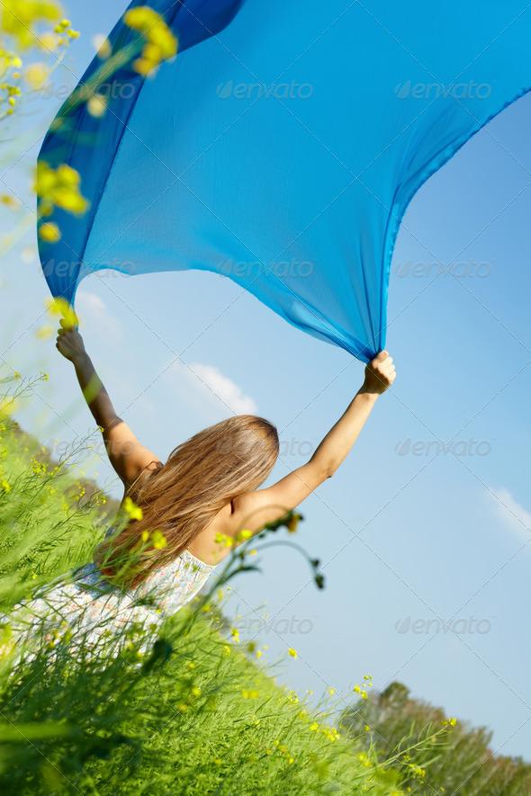 лови ветер руками