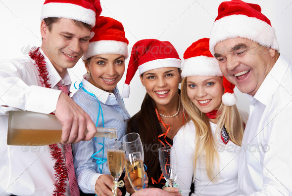Merry Christmas! - Stock Photo - Images