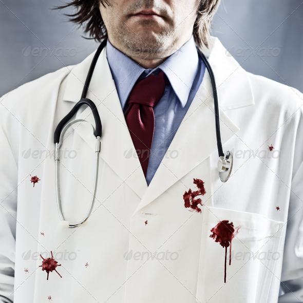 кто такие убийцы в белых халатах