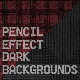 Pencil Sketch Effect -Retro Grunge Textures - GraphicRiver Item for Sale