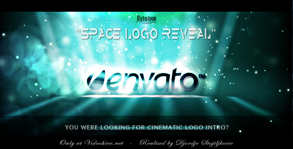 After Effects Project - VideoHive Space Logo Reveal 843029