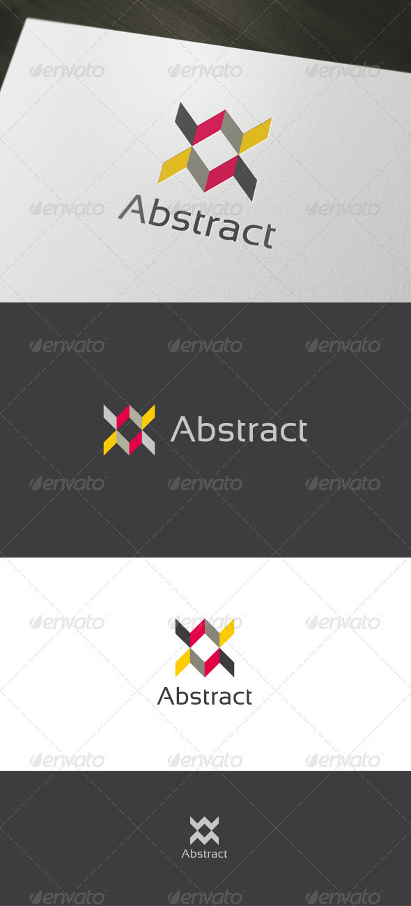 GraphicRiver Abstract Logo 843823