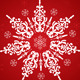 Snowflakes Christmas Ornament - GraphicRiver Item for Sale