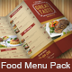 Food Menu Pack 2-Graphicriver中文最全的素材分享平台