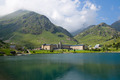 Vall de Nuria Sanctuary in the Catalan Pyrenees, Spain - PhotoDune Item for Sale