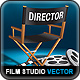 Film Studio Vector Set - GraphicRiver Item for Sale