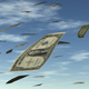 Money falling from the sky - VideoHive Item for Sale