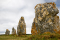 Menhir Alignment in Brittany, France - PhotoDune Item for Sale