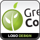 Green Company Logo - GraphicRiver Item for Sale