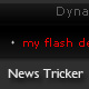 Dynamic xml news ticker(H) - ActiveDen Item for Sale
