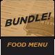 Food Menu Bundle 2-Graphicriver中文最全的素材分享平台
