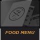 Elegant Food Menu 6-Graphicriver中文最全的素材分享平台