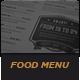 Elegant Food Menu 2-Graphicriver中文最全的素材分享平台